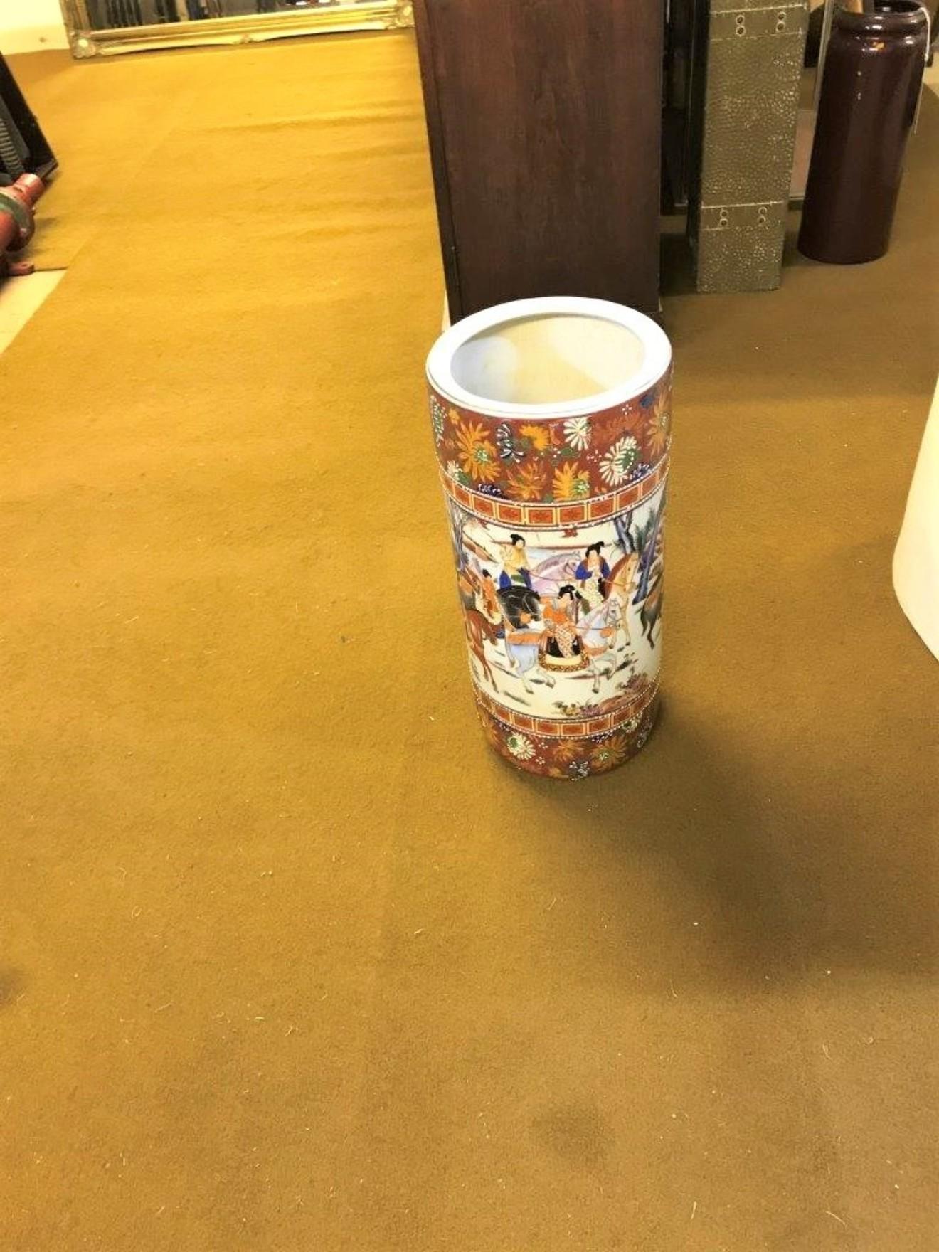 Chinese Umbrella / Stick Stand Pot