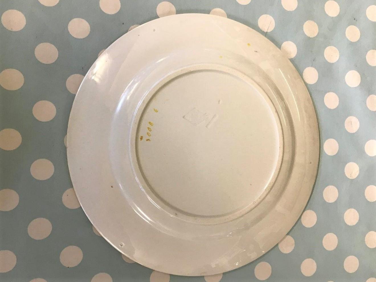Imari Tureen, Ladle and 4 Plates