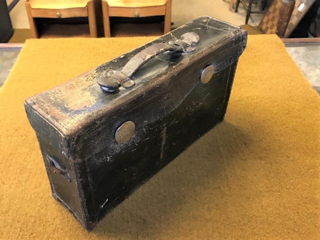 Pony Premo Folding Bellows Camera Case