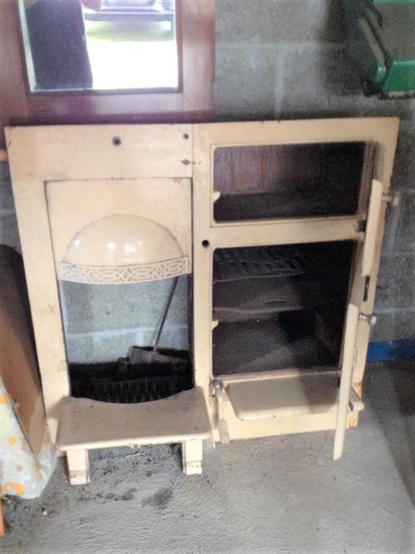 Edwardian Fireplace Cooking Range Bruce Of Ballater