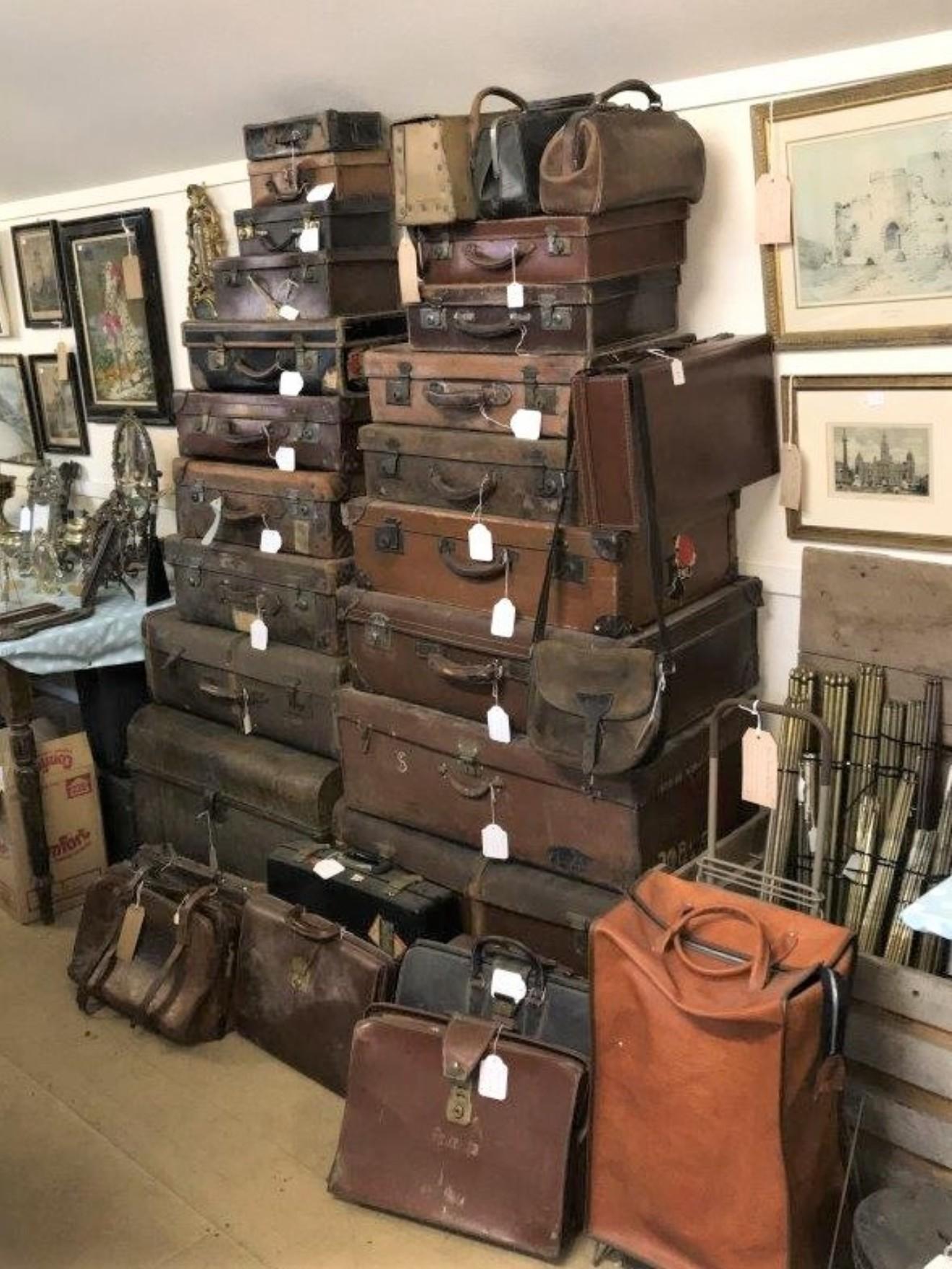 Various Luggage