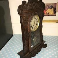 American Waterbury Fancy Clock