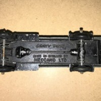 Vintage Dinky Toys Petrol Tanker - No. 25D