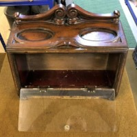 Vintage Cigar Display Case
