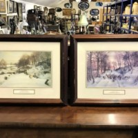 Pair of Joseph Farquharson Prints