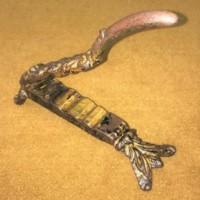 Antique Kenrick Cast Iron Door Knocker