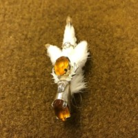 Scottish Grouse Claw Brooch