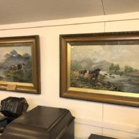 Pair of Sidney Pike Prints