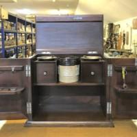 Edwardian Mahogany Smokers Cabinet