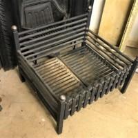 Wrought Iron Fire Basket