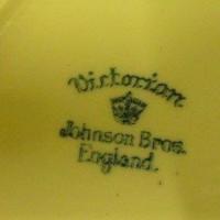 Lunch Service Johnson Bros London