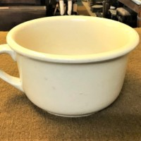 Stoneware Chamber Pot Made in England