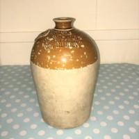 Stoneware Flagon