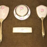 Dressing Table Vanity Set