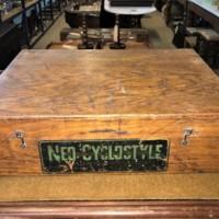 Neo-Cyclostyle Duplicating Apparatus