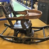 Victorian Childs Metamorphic Chair