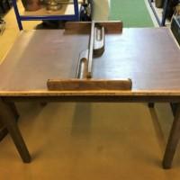 Rare Double Ended Oak Writing Desk