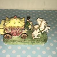 Musical China Coach and Horses