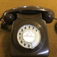 "GPO Model 8746G Telephone Brown ""Yeoman"""