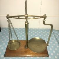 Set of Balance Scales