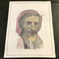 Prints of Arabic Drawings
