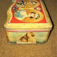 George VI Coronation 1937 Peek, Frean & Co Biscuit Tin