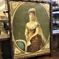 Print of The Princess of Wales (became Queen Alexandra)