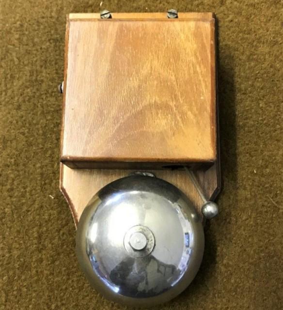 Vintage Doorbell / Butlers Alarm