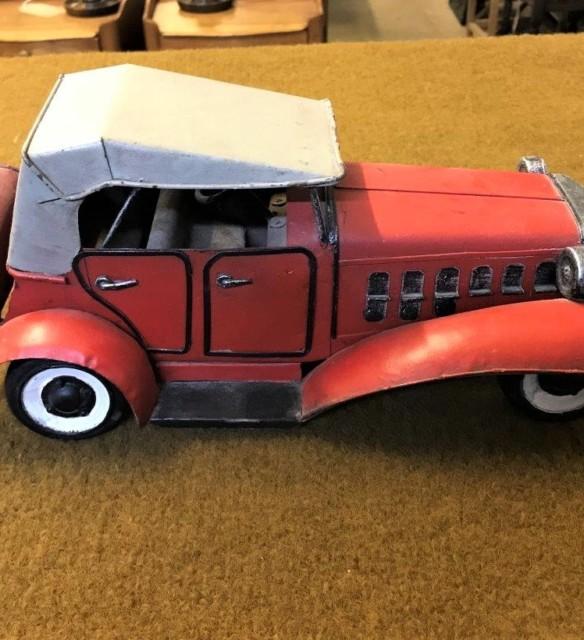 Tin Plate Model Car