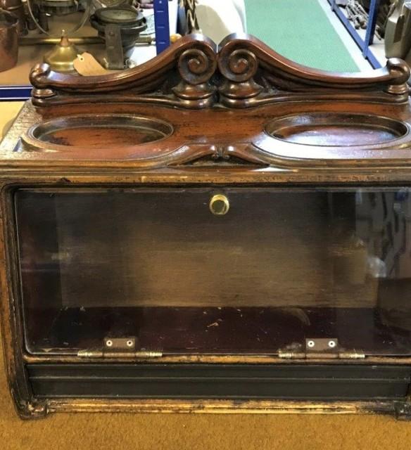 Vintage Cigar Display Case