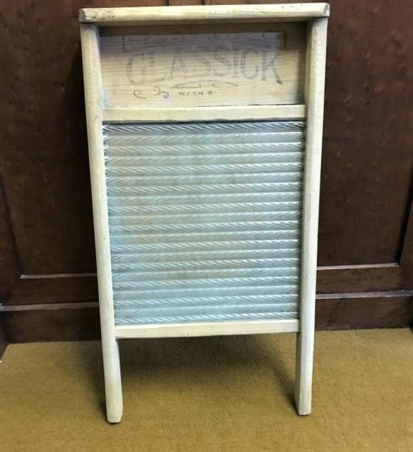 The Glassick Washboard
