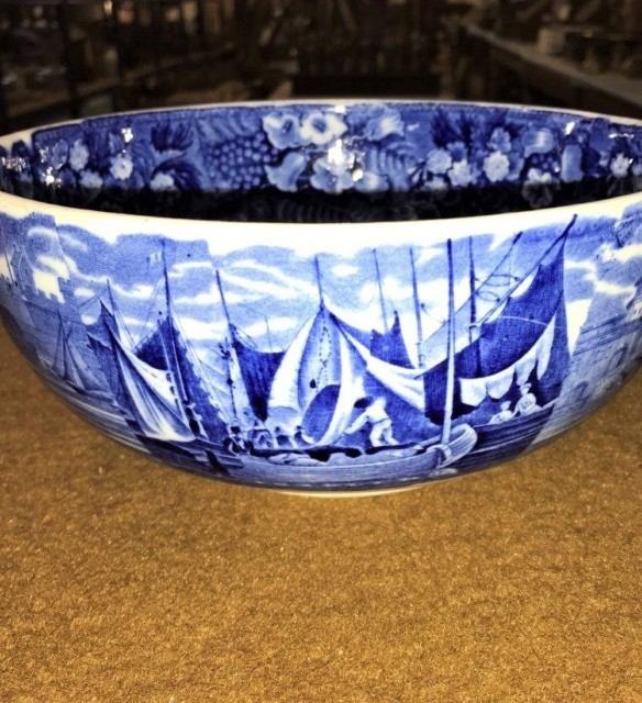 Wedgewood Blue Bowl