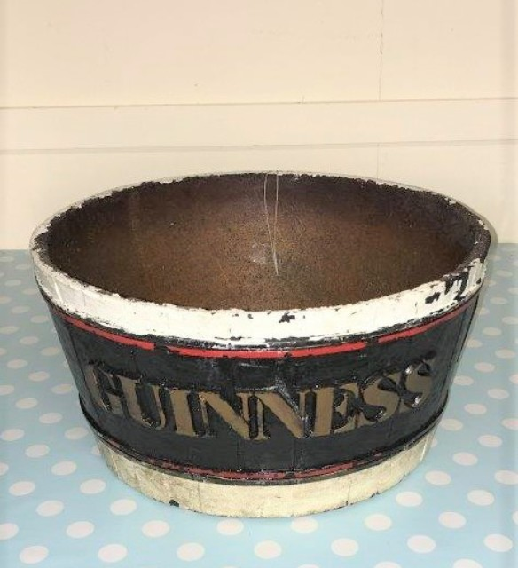 Guinness Tub / Planter