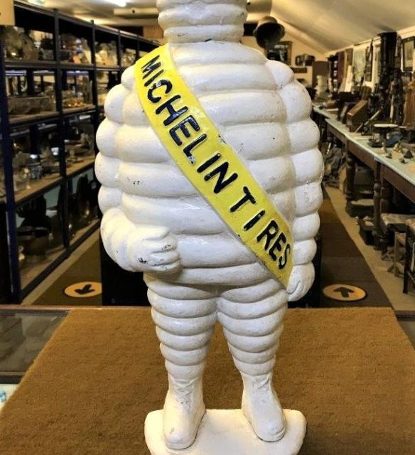 Vintage Michelin Man Door Stop