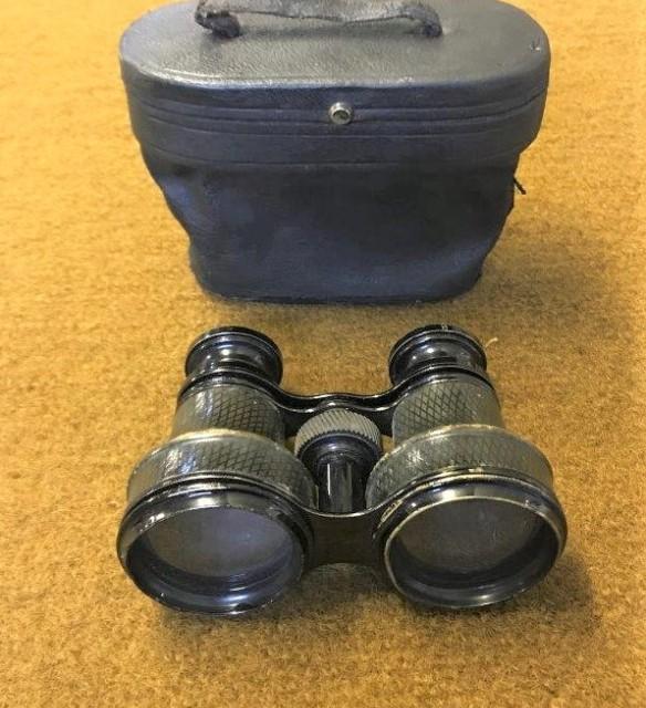 French Binoculars Verres 8