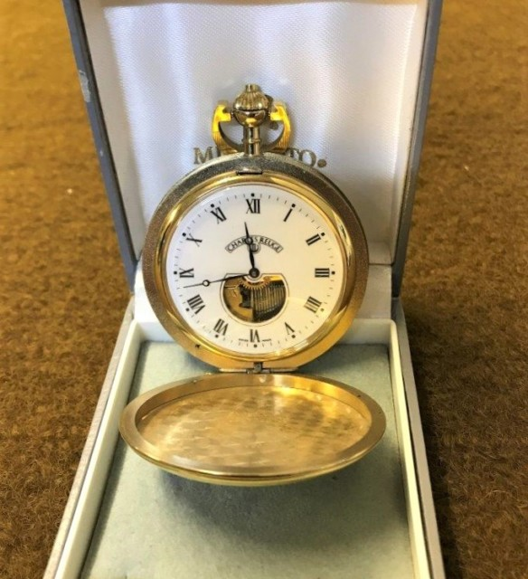 Charles Reuge Musical Pocket Watch