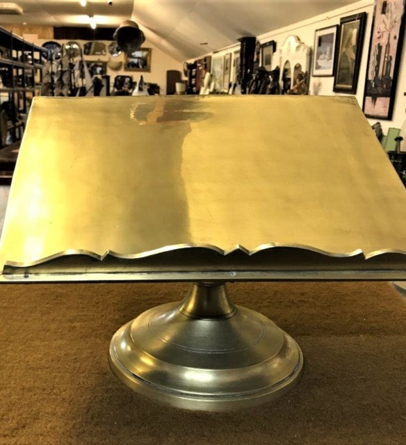 Brass Church Lectern Bible Stand