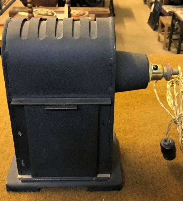 Vintage Magic Lantern Projector