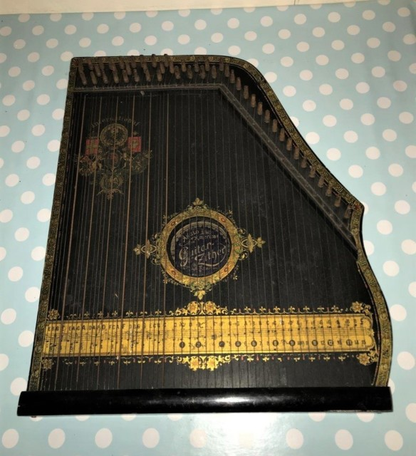 Guitar Zither