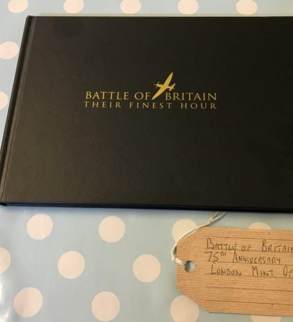 Battle of Britain 75th Anniversary Book