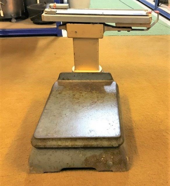 Vintage Avery Balance Beam Vegetable Scales