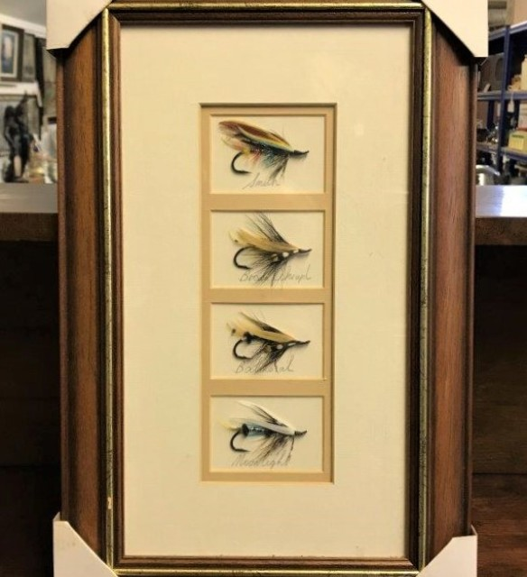 Framed Salmon Files
