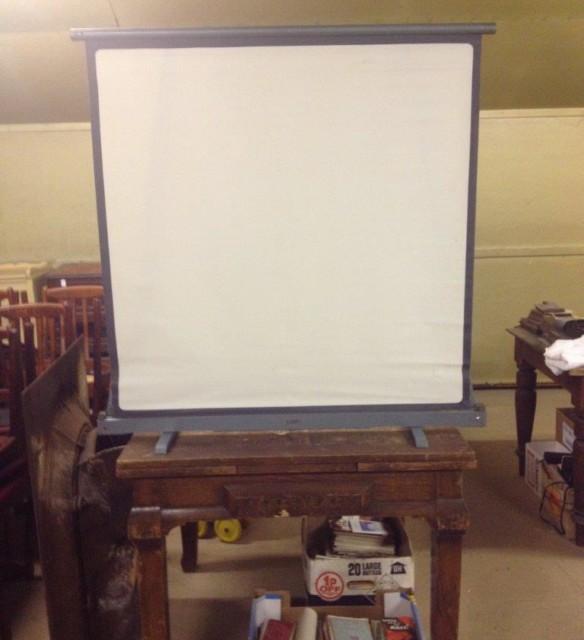 Portable Film Screen